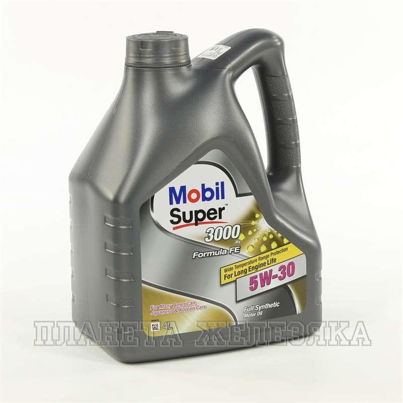 Мобил 3000 5W30 Цена