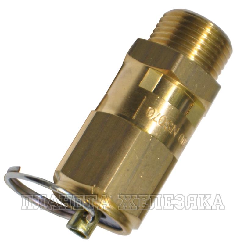 Предохранительный клапан для компрессора своими руками