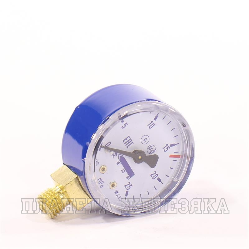 ТМ- 210 Р (0-2,5МПа) О2 (кислород)