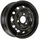 Диск колесный R-12 штампованный ВАЗ-1111 АвтоВАЗ-Mefro серый эмаль