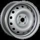 Диск колесный 14 штампованный ARRIVO 53c47g silver