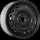 Диск колесный 16 штампованный ARRIVO lt034 black