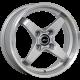 Диск колесный 14 литой X-RACE af-08 spl