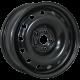 Диск колесный 16 штампованный ARRIVO ar117 black
