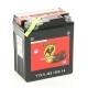 Аккумулятор для мотоциклов BANNER Bike Bull 12V 6 а/ч AGM YTX7L-BS 506 14 обр.пол.cухоз.+электр.