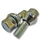 Болт колеса М12х1.25/24.5 для замены PCD +/-1мм BIMECC