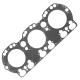 Прокладка головки блока ЯМЗ-236Б Н/О с герметиком