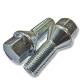Болт колеса М12х1.5/28х53.5 конус ключ 17 цинк BIMECC