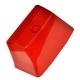 Рассеиватель фонаря GMAK G09/1 красный