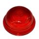 Рассеиватель фонаря GMAK G06 красный