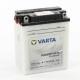 Аккумулятор для мотоциклов VARTA 12V 12 а/ч YB 12AL-A 512013012 обр.полярность выс.cухоз.