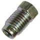 Штуцер тормозной трубки d=5мм М10х1.25 S=10