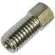 Штуцер тормозной трубки d=3.7мм М8 S=8