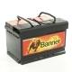 Аккумулятор BANNER Power Bull 72 а/ч P7209 низкий обр.полярн.