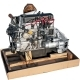 Двигатель УМЗ-4218ОО 89 л.с, Аи-92 карб. для авт. УАЗ с рычаж. сцепл. ЕВРО 0