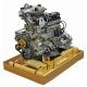 Двигатель УМЗ-4216,ГАЗ-3302 Бизнес V=2900,107л.с.,Аи-92 с полик.рем.под ГУР, без компр, 1кат.