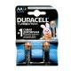 Батарейка DURACELL AA LR6-BC2 ALCALINE 2шт