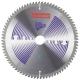 Диск пильный 250х30мм Z=80 по алюминию, ламинату, пластику, ДСП