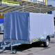 Прицеп легковой Лав 81012А R-14 Кузов мм 3500х1500х240 тент H=1400мм г/п 450кг