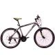 "Велосипед 26"" Phoenix TK 1400 21-ск рама AL 18"" V-brake серый/зеленый"