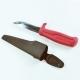 Нож строительный 100мм в чехле