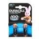 Батарейка DURACELL AA ULTRA POWER LR6-BL2 2шт