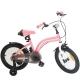 """Велосипед 16"""" BEETLE STITCH (4-6 лет) розовый 1-ск."""