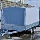 Прицеп легковой Лав 81013С R-13 двухосный Кузов мм 3555х2000х400 тент H=1400мм г/п 290кг