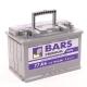 Аккумулятор BARS Premium 77 а/ч обр. полярность