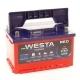 Аккумулятор WESTA RED EFB 74 а/ч низкий обр. полярность