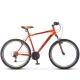 """Велосипед 26"""" Десна 2610 рама 20"""" серый/оранжевый 21-ск."""