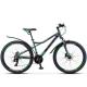 "Велосипед 26"" STELS NAVIGATOR 610 V01014 Антрацитовый/зелёный"