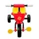 Велосипед трехколесный Primo складной красно-желтый Львенок