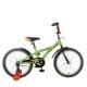 """Велосипед 20"""" 1-ск. (6-9 лет) зеленый FOXX"""
